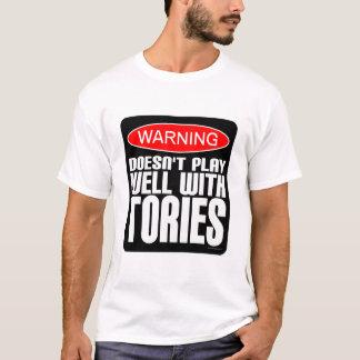 Camiseta Não joga bem com Tórios