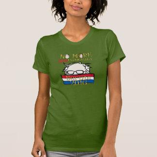 Camiseta Não mais Cabelo-istocracy - Bernie para o