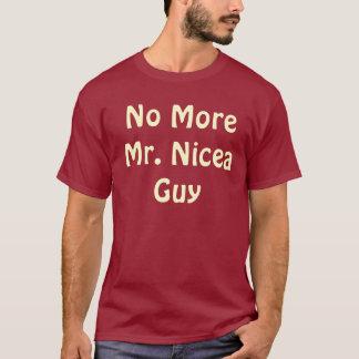 Camiseta Não mais Sr. Nicea Cara