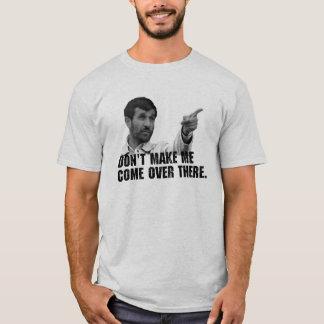 Camiseta Não me faça…