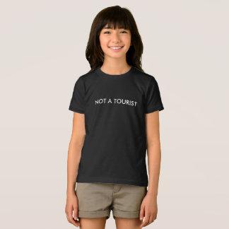 Camiseta Não meninas de um turista