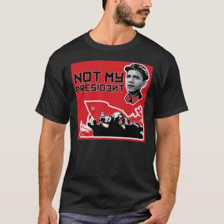 Camiseta não meu caro líder