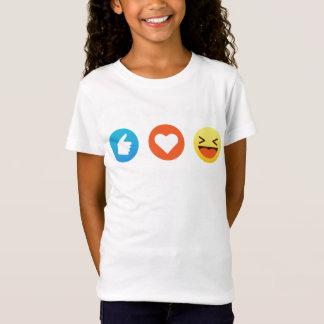Camiseta Não, não é um feriado mim Emoticon de Homeschool