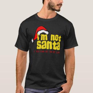 Camiseta Não o papai noel Im senta-se em meu lap.png
