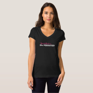 Camiseta Não obstante… PERSISTIU!