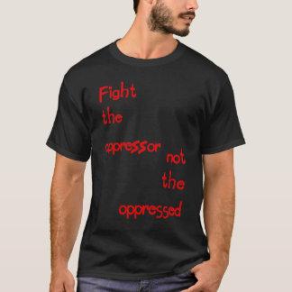 Camiseta Não Oppressed