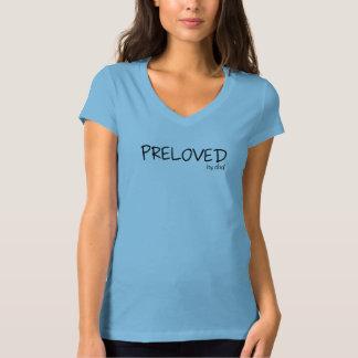 Camiseta Não outro gosta do amor Preloved do pai pelo