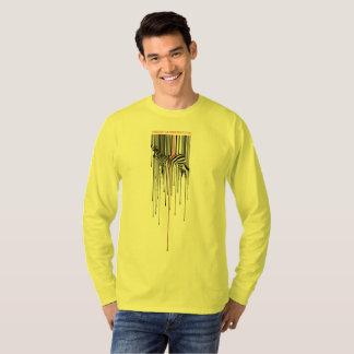 Camiseta não para a venda