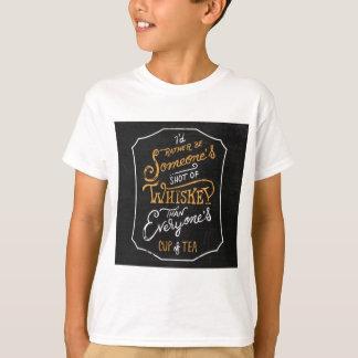 Camiseta não para todos