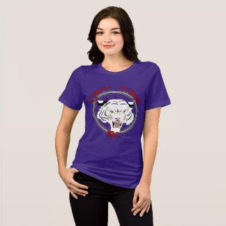 Camiseta Não pode domesticar o t-shirt apto relaxado