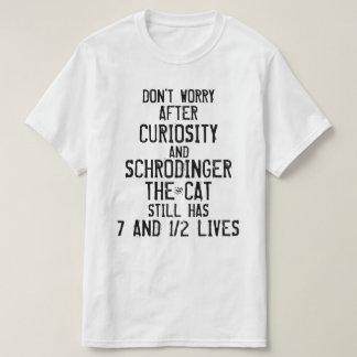 Camiseta Não preocupe o gato é ainda fino