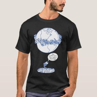 """Camiseta """"Não recicl """""""