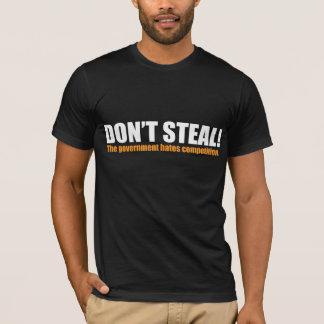 Camiseta Não roube!
