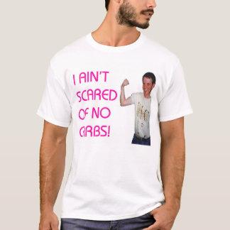 Camiseta Não scared!