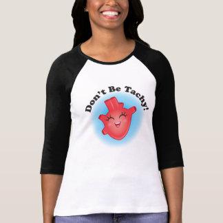 Camiseta Não seja t-shirt da mamã da consciência de Tachy