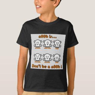 Camiseta Não seja um noob