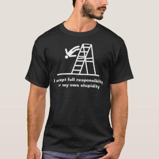 Camiseta Não seja uma vítima