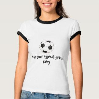Camiseta Não sua fada típica da grama
