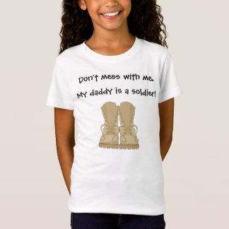 Camiseta Não suje comigo!