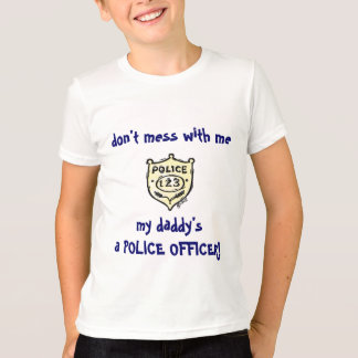 Camiseta não suje comigo, meu pai…