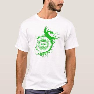 Camiseta não tema nenhuma arte