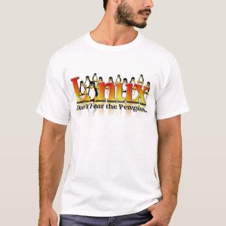 Camiseta Não tema os pinguins