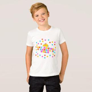 Camiseta Não ter um género é válido