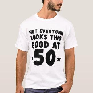Camiseta Não todos olha este bom em 50