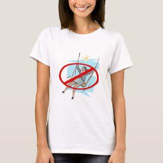 Camiseta Não um boémio