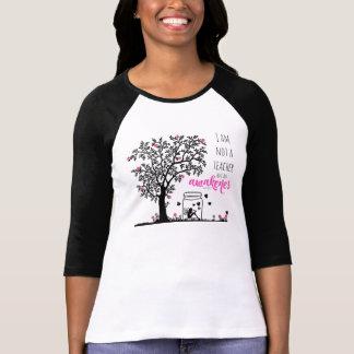 Camiseta Não um professor, mas um Awakener