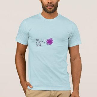 Camiseta Não uma mancha
