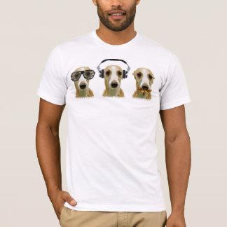 Camiseta Não veja nenhum mau