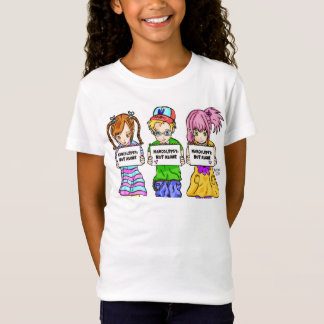 Camiseta NARCOLEPSY: NÃO T do divertimento de ALONE™