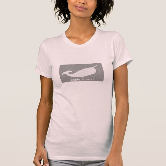 Camiseta Narwhal - Made in Arctic