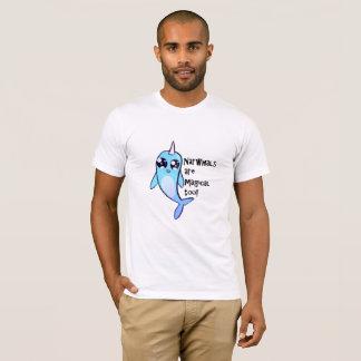 Camiseta Narwhals é mágico demasiado! T-shirt