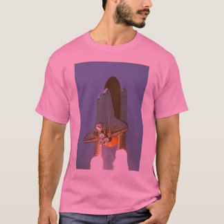 Camiseta NASA/descoberta/STS-121
