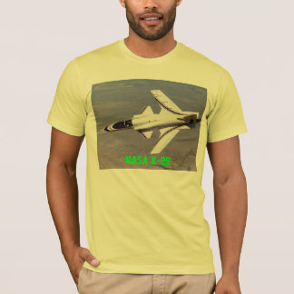 Camiseta NASA X-29 experimental