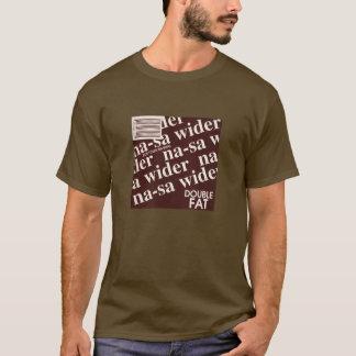 Camiseta NASAwiderTEE
