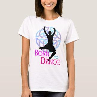 Camiseta Nascer a dançar