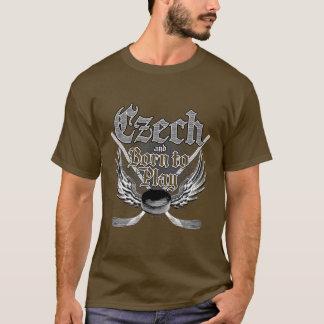 Camiseta Nascer a jogar (Checo)