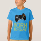 Camiseta Nascer ao jogo