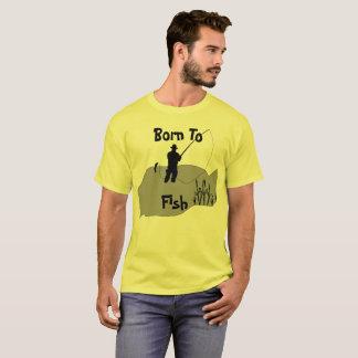 Camiseta Nascer aos peixes