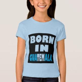 Camiseta Nascer em Guatemala