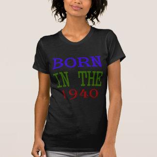 Camiseta Nascer no 1940