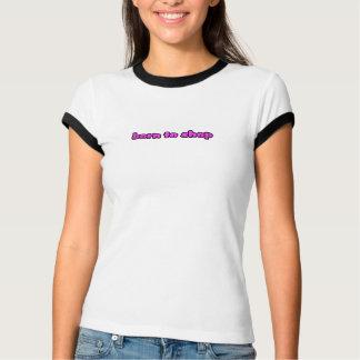 Camiseta Nascer para comprar o T-shirt da senhora