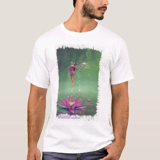 Camiseta Nascimento de uma ninfa de água
