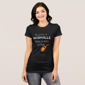 Camiseta Nashville feliz -- T-shirt - Nashville