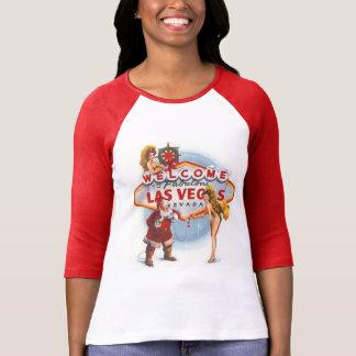 Camiseta Natal de Las Vegas