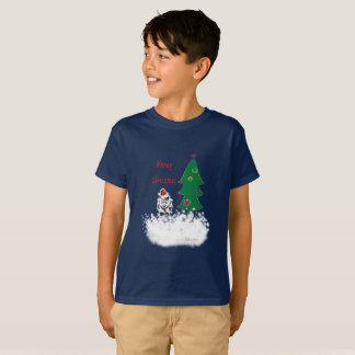 Camiseta Natal de Mooey