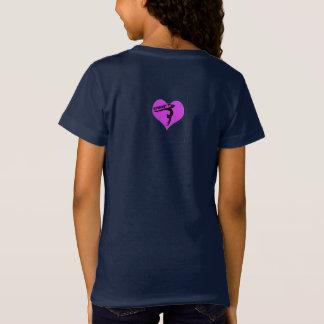 Camiseta Natal do t-shirt do rato do unicórnio da ginástica